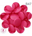 Pressions KAM - Rondes T5 Brillantes - Rose Flashy - B47