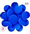 Pressions KAM - Rondes T5 Brillantes - Bleu Vif - B8