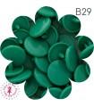Pressions KAM - Rondes T5 Brillantes - Malachite - B29