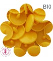Pressions KAM - Rondes T5 Brillantes - Tournesol - B10