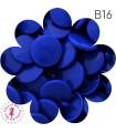 Pressions KAM - Rondes T3 Brillantes - Bleu Roi - B16