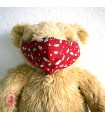 Masque de protection avec poche pour filtre - Parapluies - Taille M - Femme/Ado
