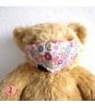 Masque de protection avec valve respiratoire - Hippy Chic - Taille M - Femme/Ado