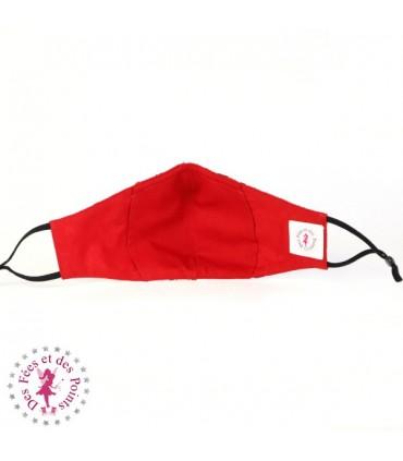 Masque de protection avec poche pour filtre - Jass - Taille M - Femme/Ado