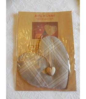 Kit de couture au fil de l'Yère