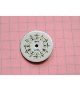 Cadran de montre chic N° 1 - 18 mm