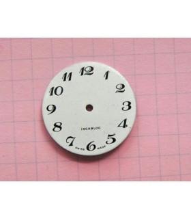 Cadran de montre itallique n° 3 - 22 mm