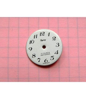 Cadran de montre itallique n°2  - 19.5 mm