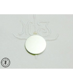Aimants ronds autocollants - 15 mm
