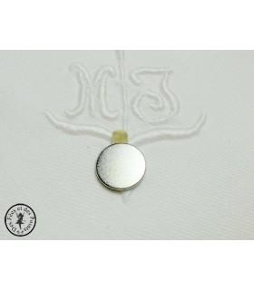 Aimants ronds autocollants - 10 mm