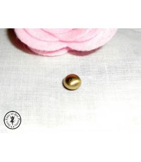 """Pied de sac - """"Mini coupole"""" -  Bronze antique"""