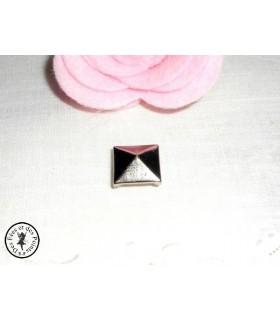 """Pied de sac - """"Pyramide"""" - Argenté"""