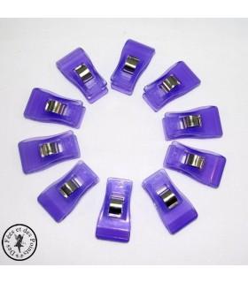 Pinces japonaises - Violet