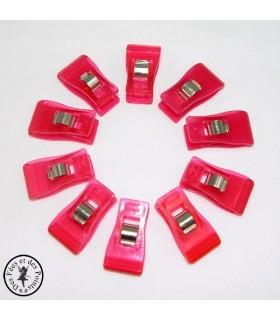 Pinces japonaises - Rouge