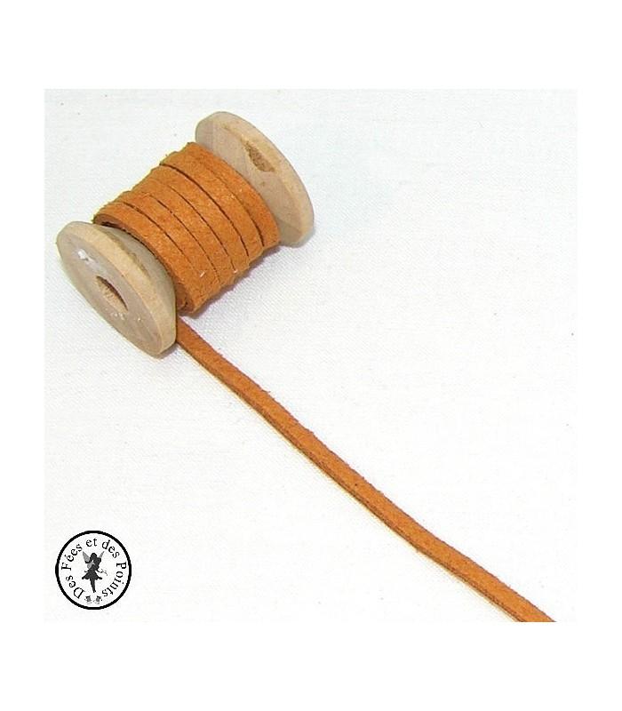 Lacette 2.5 mm - Brun or