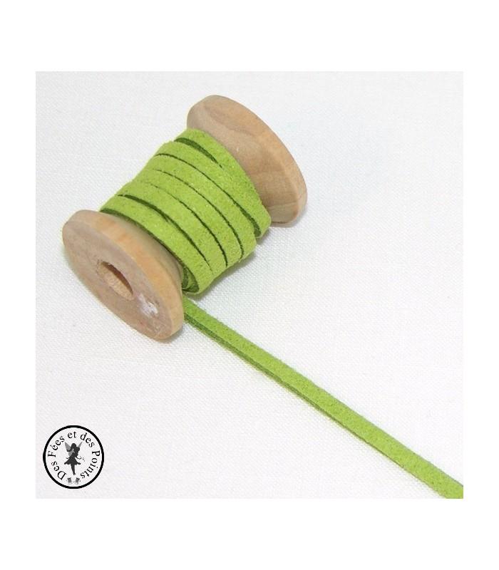 Lacette 2.5 mm - Vert anis
