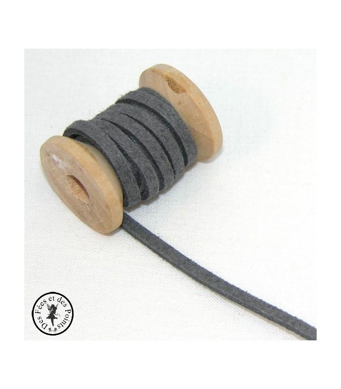 Lacette 2.5 mm - Gris foncé