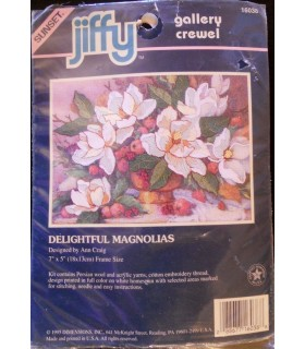 Kit Dimensions - Delightful Magnolias