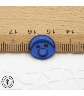 Boutons Smarties - Bleu
