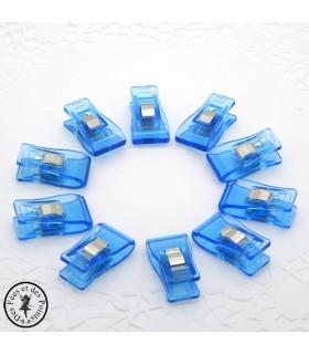 Pinces japonaises - Bleu
