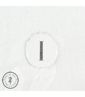 Chiffres d'horloge - Plaque Ovale I