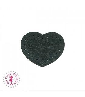 Bloqueurs fermeture éclair - Coeur Noir