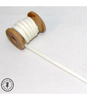 Lacette 3 mm - Blanc