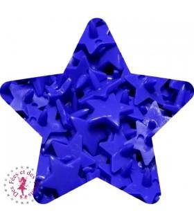Pressions KAM - Etoile - Bleu Roi - B16