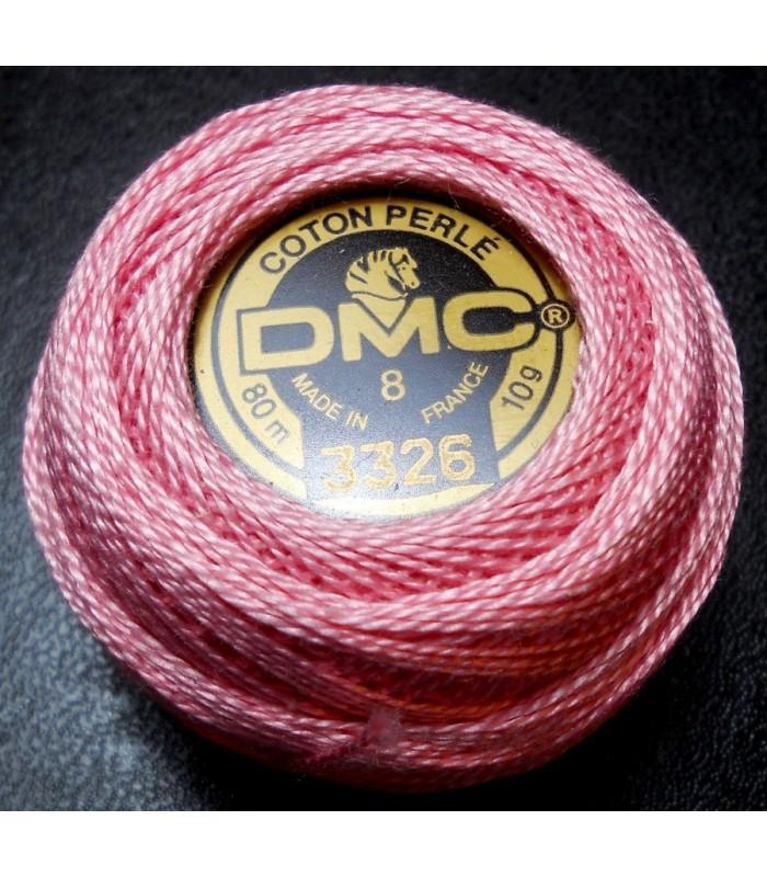 Coton Perlé DMC Vintage - Rose 3326