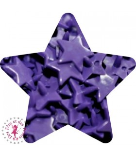 Pressions KAM - Etoile - Violet - B35