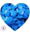 Pressions KAM - Coeur - Bleu Vif - B8