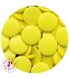 Pressions KAM - Rondes T5 Mates - Citron - B7
