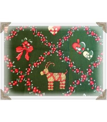 Tissus de Noël